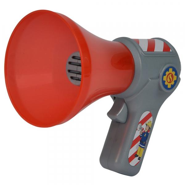 Megafon Simba Fireman Sam 0