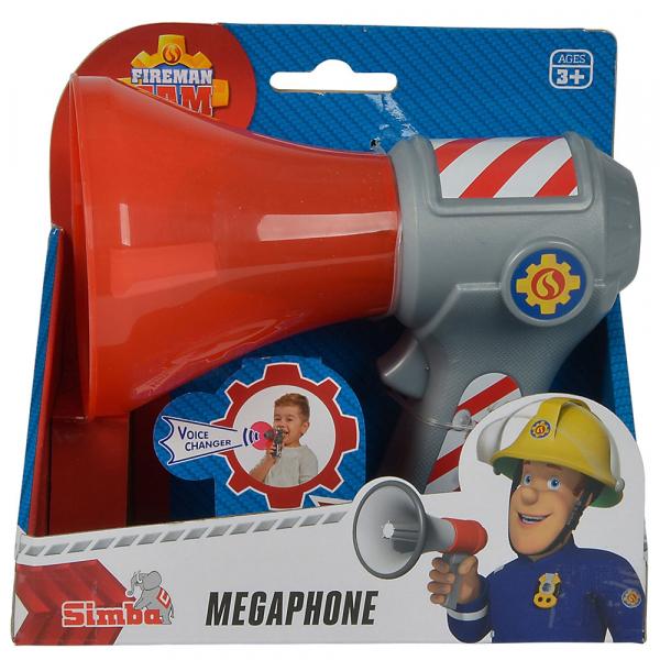 Megafon Simba Fireman Sam 3