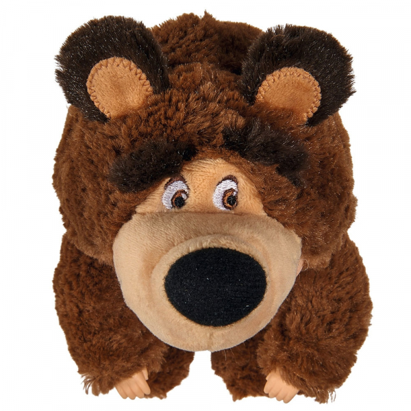 Papusa Simba Masha and the Bear 2 in 1 Masha 25 cm in costum de urs 1