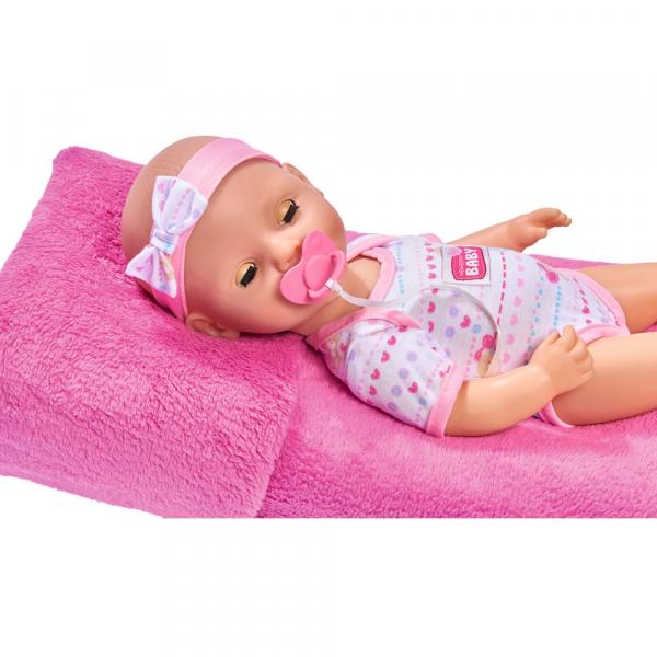 Papusa Simba New Born Baby 38 cm Bebe cu olita si accesorii [2]