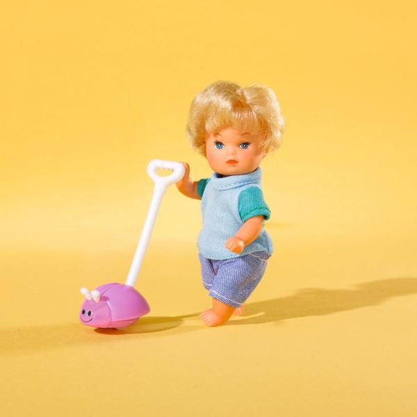 Papusa Simba Steffi Love 29 cm Baby World cu 2 copii, 1 bebelus si accesorii 7