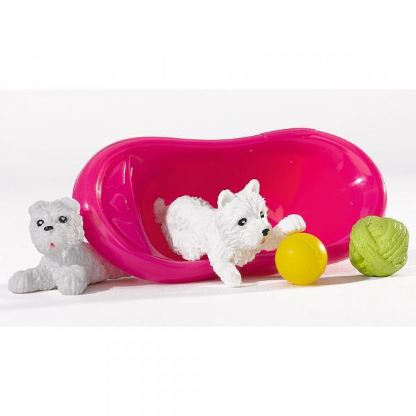 Papusa Simba Steffi Love Animal Doctor 29 cm cu accesorii 3