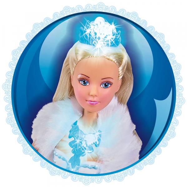 Papusa Simba Steffi Love Magic Ice Princess 29 cm 2
