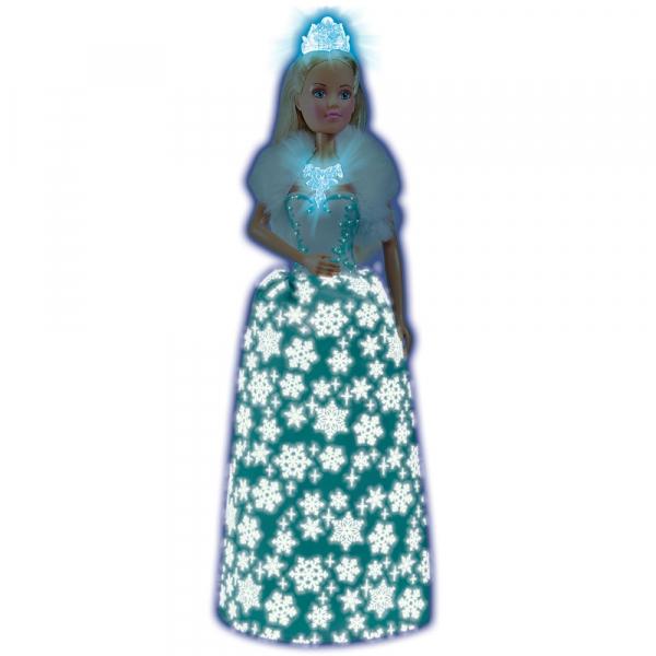 Papusa Simba Steffi Love Magic Ice Princess 29 cm 1