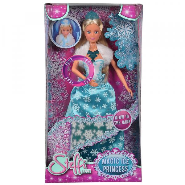 Papusa Simba Steffi Love Magic Ice Princess 29 cm 3