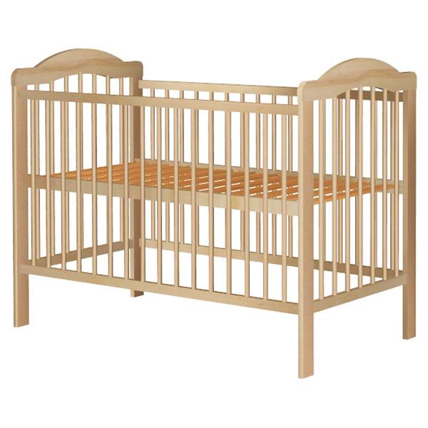 Patut copii din lemn Hubners Lizett 120x60 cm natur 0