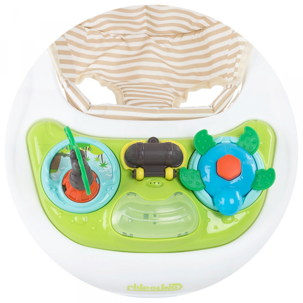 Premergator Chipolino Jolly 3 in 1 lime elephants 3