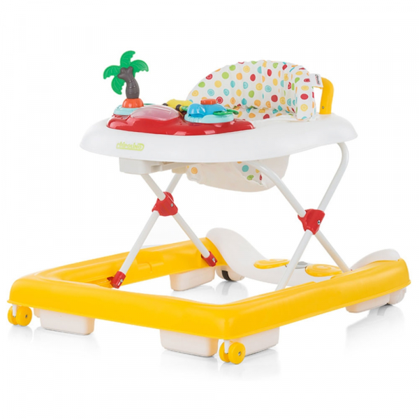 Premergator Chipolino Jolly 3 in 1 yellow dots 0