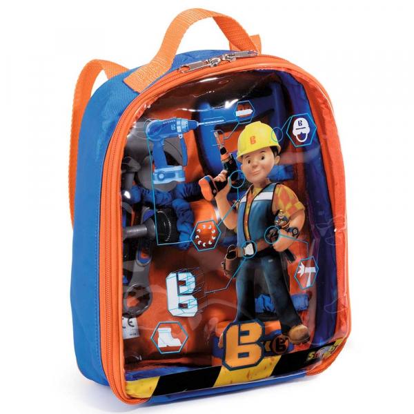 Rucsac Smoby Bob Constructorul cu unelte [0]