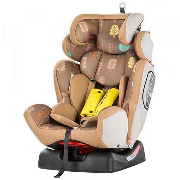Scaun auto Chipolino 4 Max 0-36 kg brown [0]