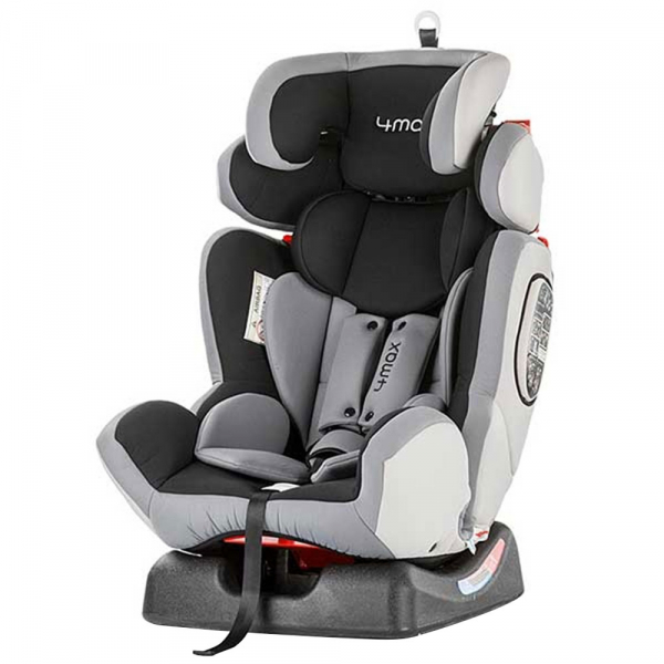 Scaun auto Chipolino 4 Max 0-36 kg grey [2]