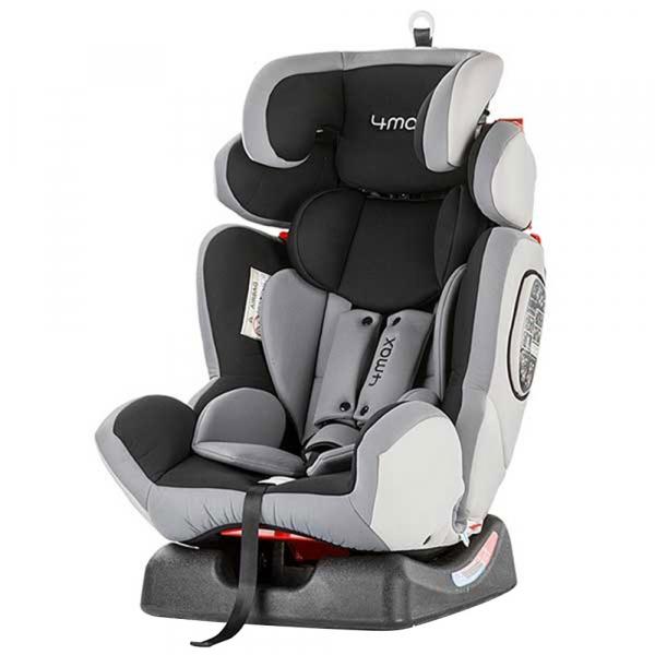 Scaun auto Chipolino 4 Max 0-36 kg grey [4]