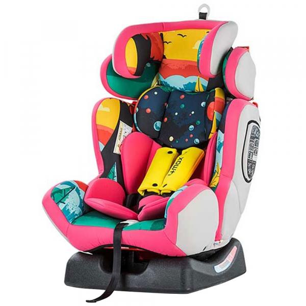 Scaun auto Chipolino 4 Max 0-36 kg pink 0