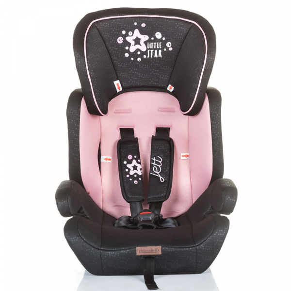 Scaun auto Chipolino Jett 9-36 kg pink 1