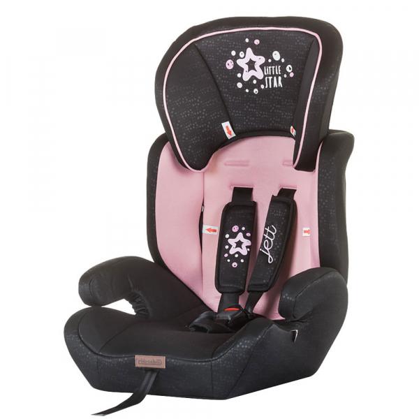 Scaun auto Chipolino Jett 9-36 kg pink 0