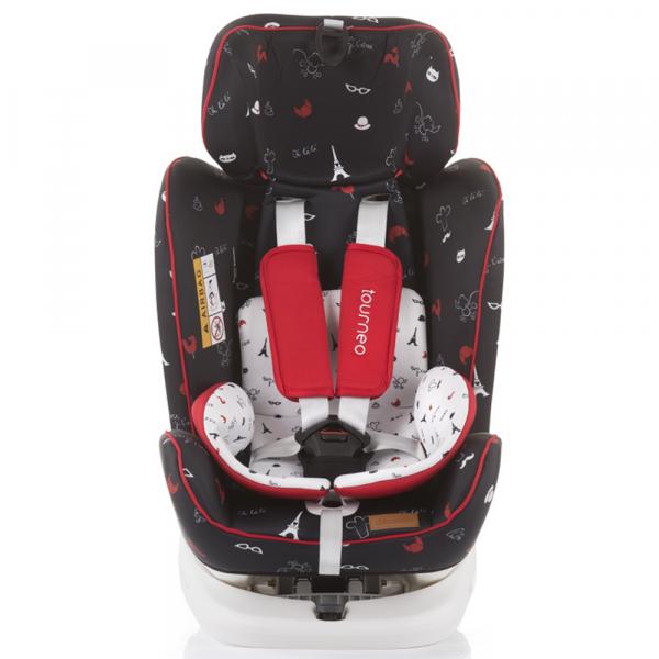 Scaun auto Chipolino Tourneo 0-36 kg paris cu sistem Isofix 2