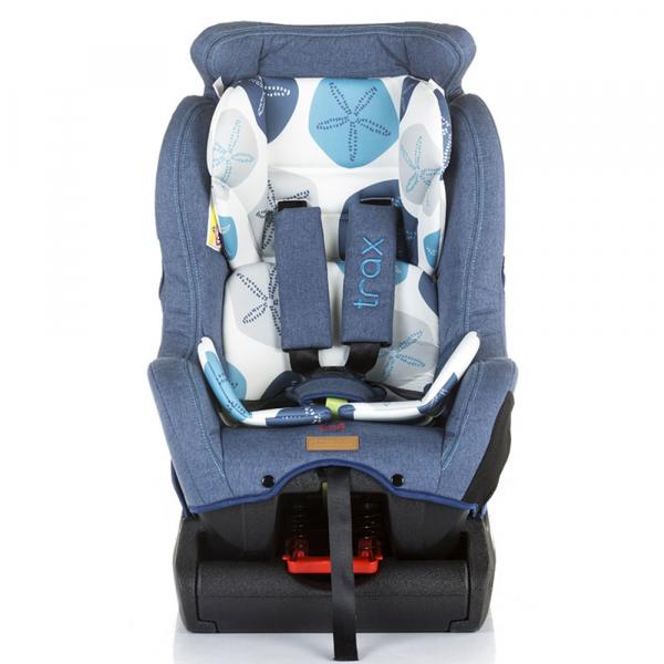 Scaun auto Chipolino Trax 0-25 kg marine blue [1]