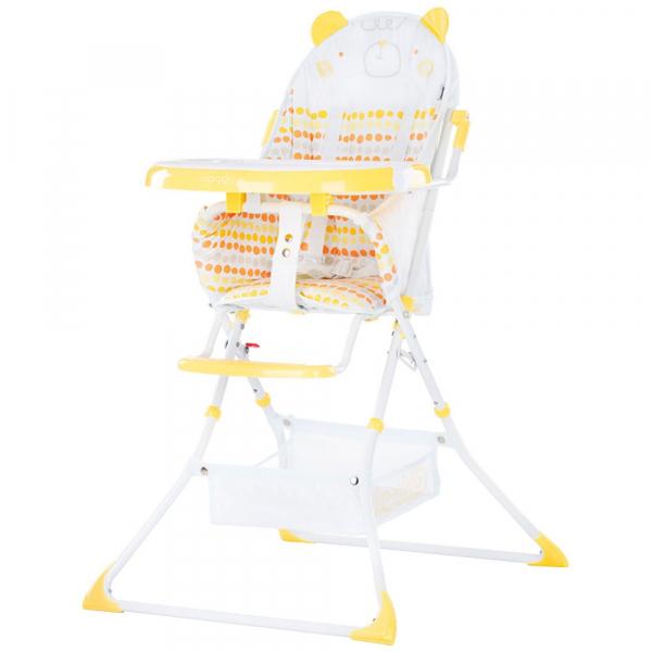 Scaun de masa Chipolino Maggy yellow bear [0]