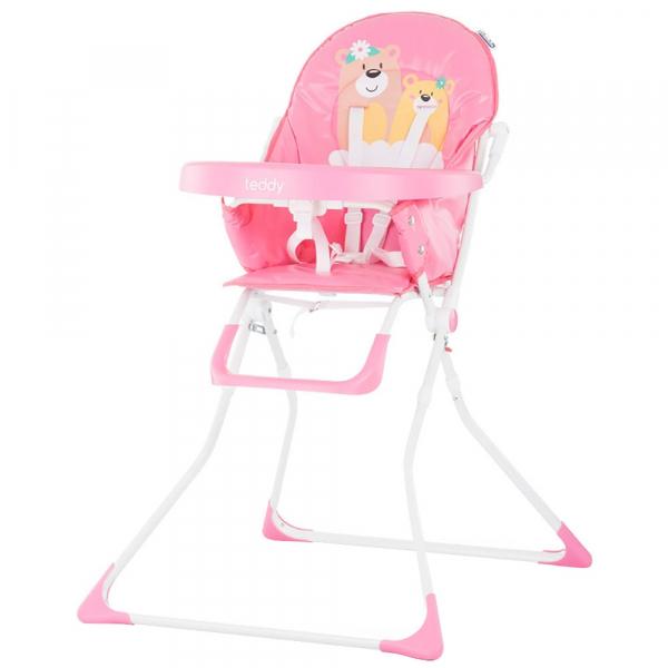 Scaun de masa Chipolino Teddy pink 0