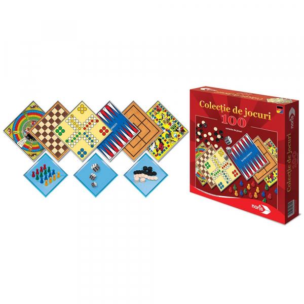 Set jocuri Noris Colectie cu 100 de jocuri [2]