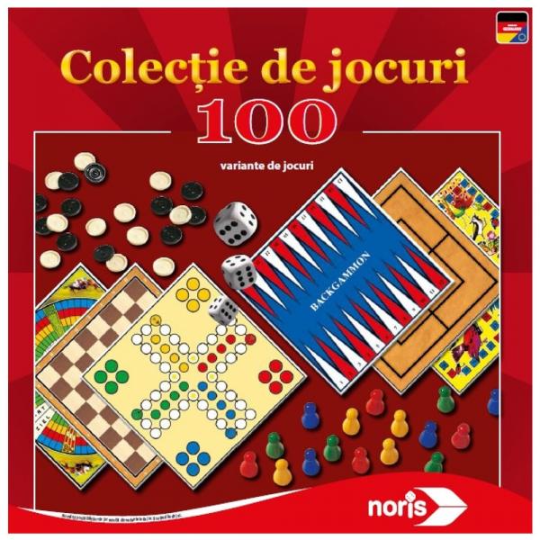 Set jocuri Noris Colectie cu 100 de jocuri [0]