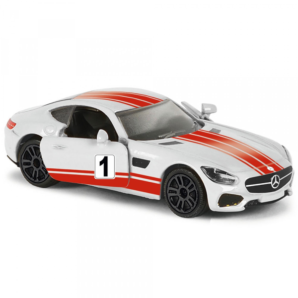 Set Majorette 5 masinute Mercedes AMG 4