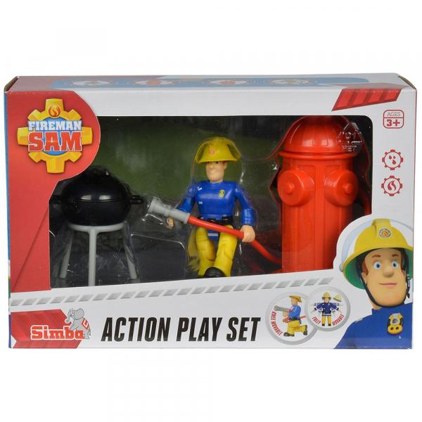 Set Simba Fireman Sam Action Play Set 6