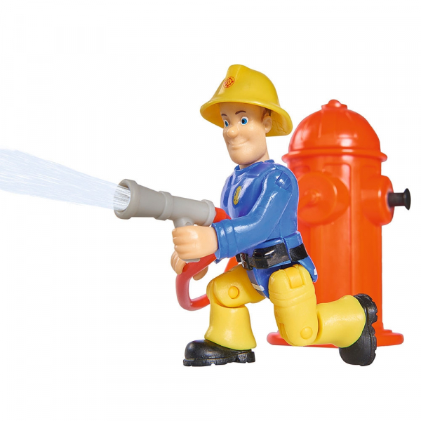 Set Simba Fireman Sam Action Play Set 2