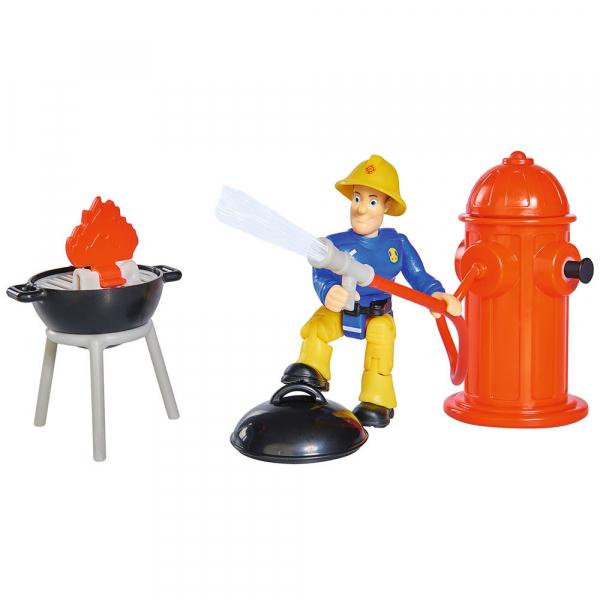 Set Simba Fireman Sam Action Play Set 0