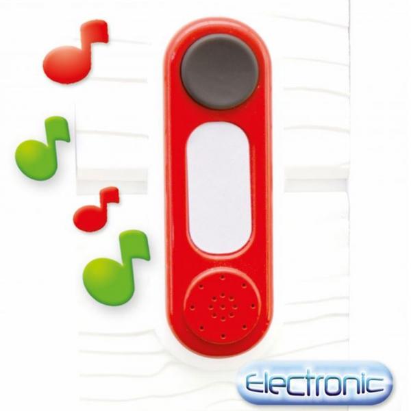 Sonerie electronica Smoby pentru casuta copii 1