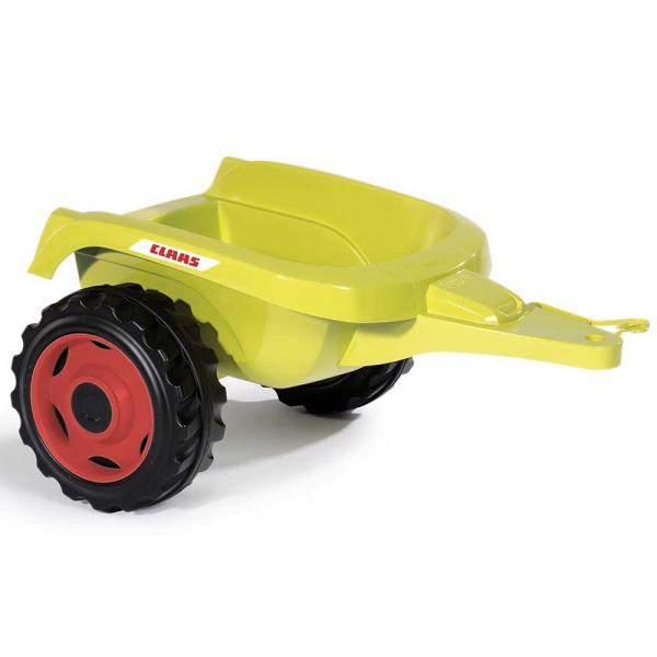 Tractor cu pedale si remorca Smoby Claas Farmer XL [2]