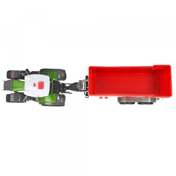 Tractor Dickie Toys Fendt 939 Vario cu remorca [5]