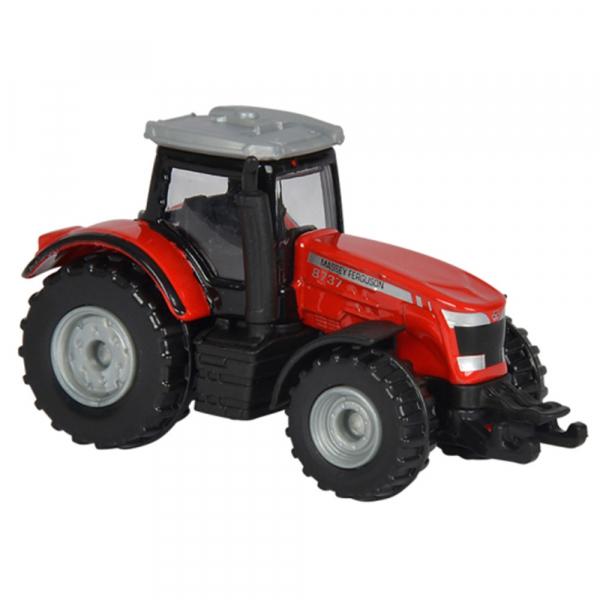 Tractor Majorette Massey Ferguson 8737 1