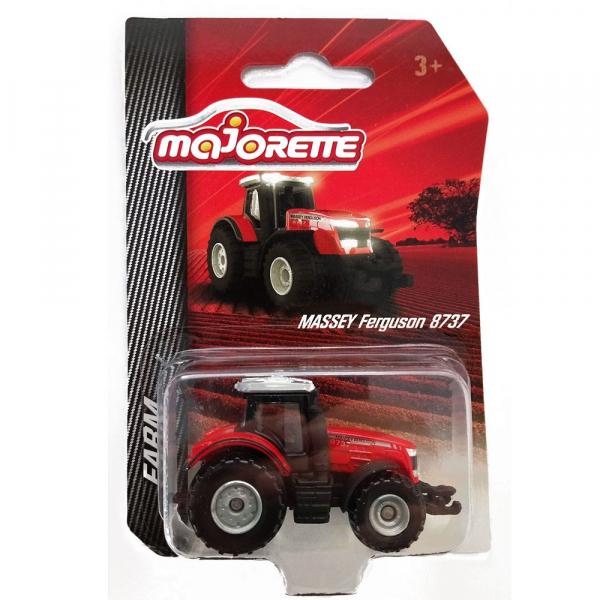 Tractor Majorette Massey Ferguson 8737 2