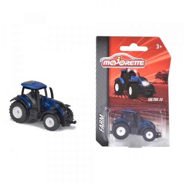 Tractor Majorette Valtra T4 1