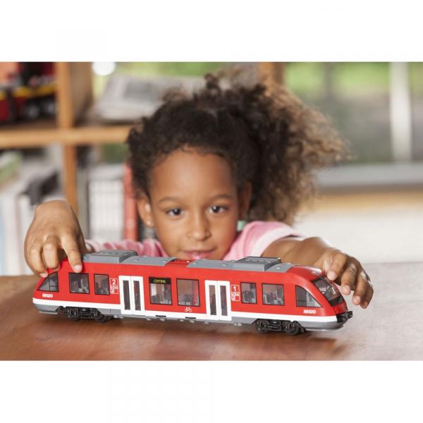Tren Dickie Toys City Train 3