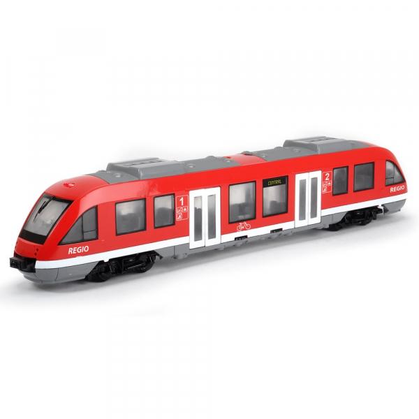 Tren Dickie Toys City Train 0
