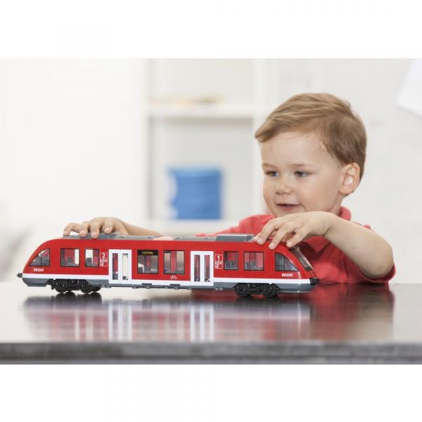 Tren Dickie Toys City Train 4