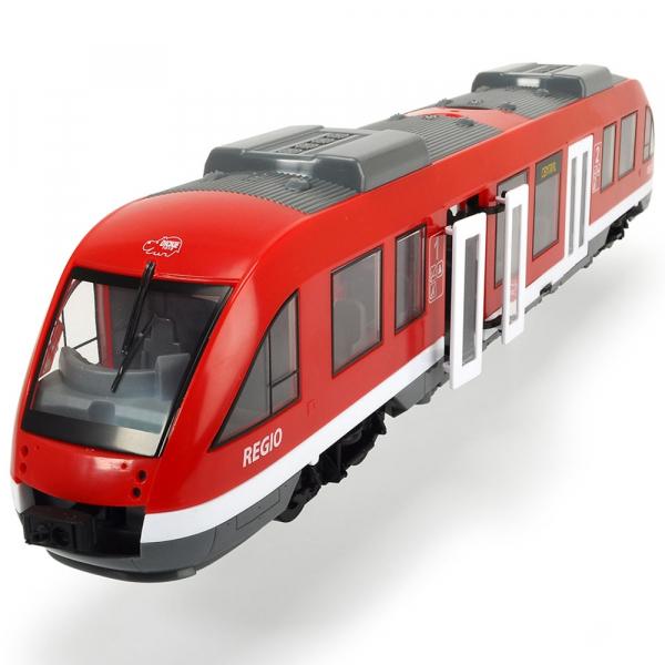Tren Dickie Toys City Train 2