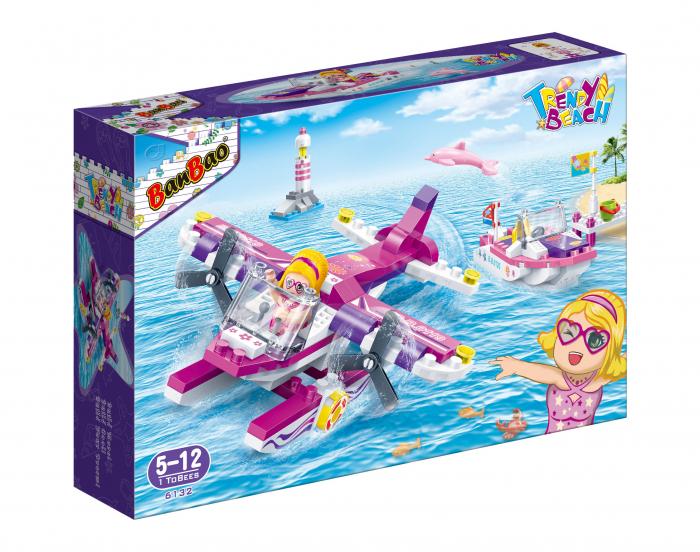 Plaja trendy - Hidroavion, salupa si ponton 0