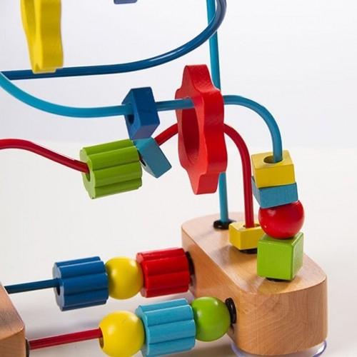 Labirint margele pentru dexteritate 2