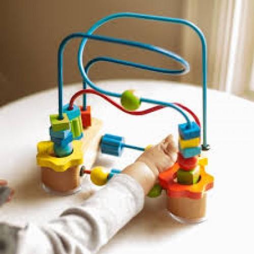 Labirint margele pentru dexteritate 3