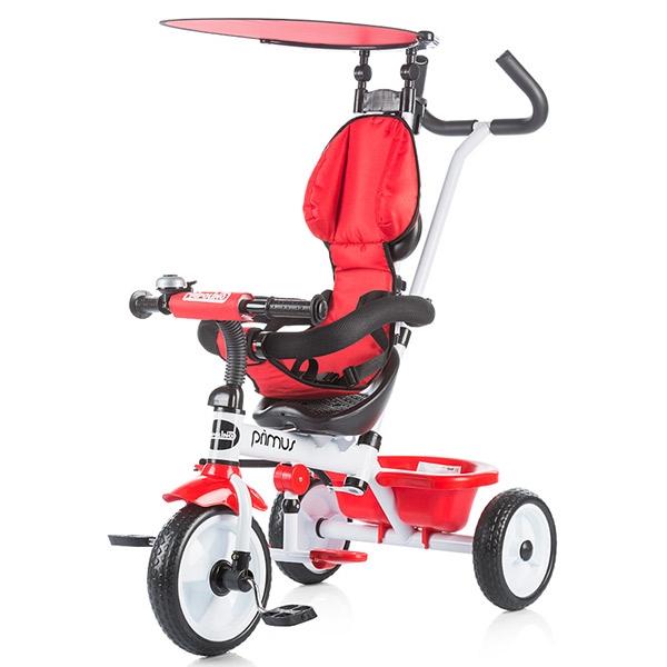 Tricicleta Chipolino Primus red 1
