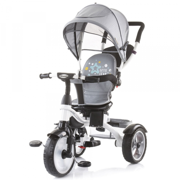Tricicleta Chipolino Rapido ash 0