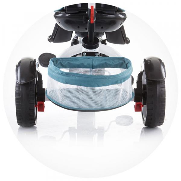 Tricicleta Chipolino Rapido ash 3