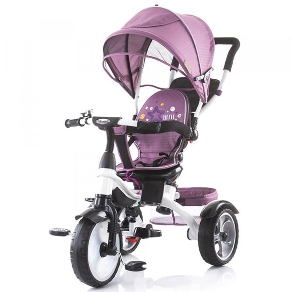 Tricicleta Chipolino Rapido rose pink 0