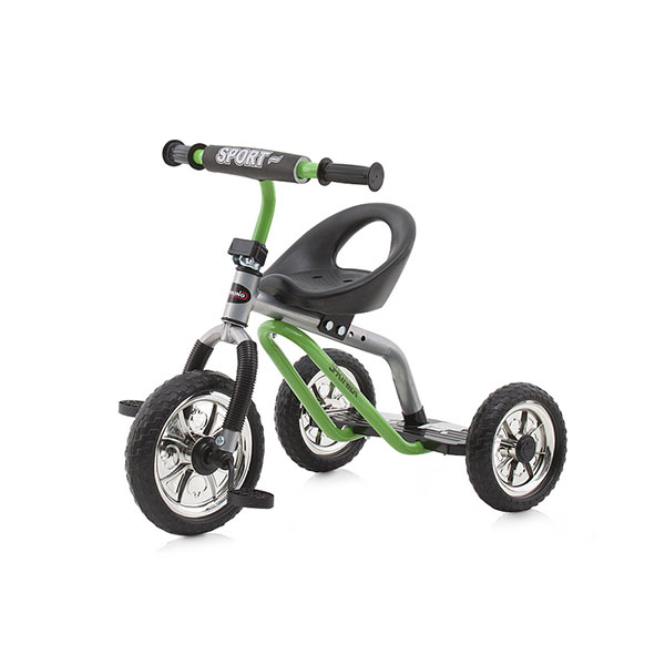 Tricicleta Chipolino Sprinter green 2014 [1]