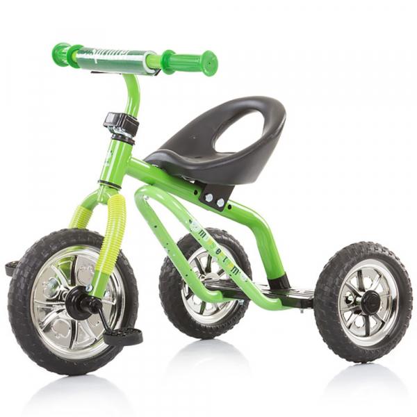Tricicleta Chipolino Sprinter monster team green 0
