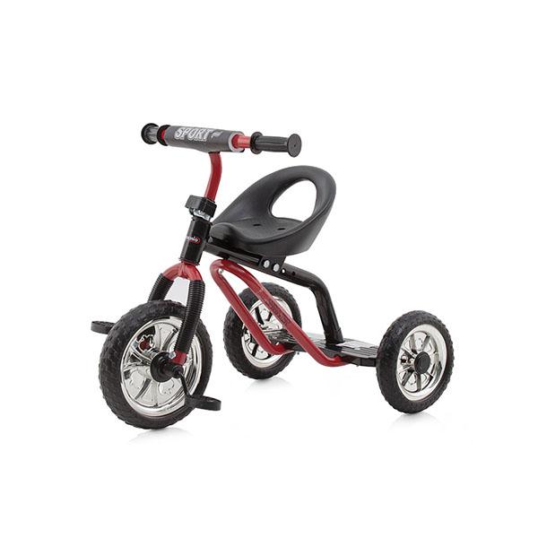 Tricicleta Chipolino Sprinter red 2014 0