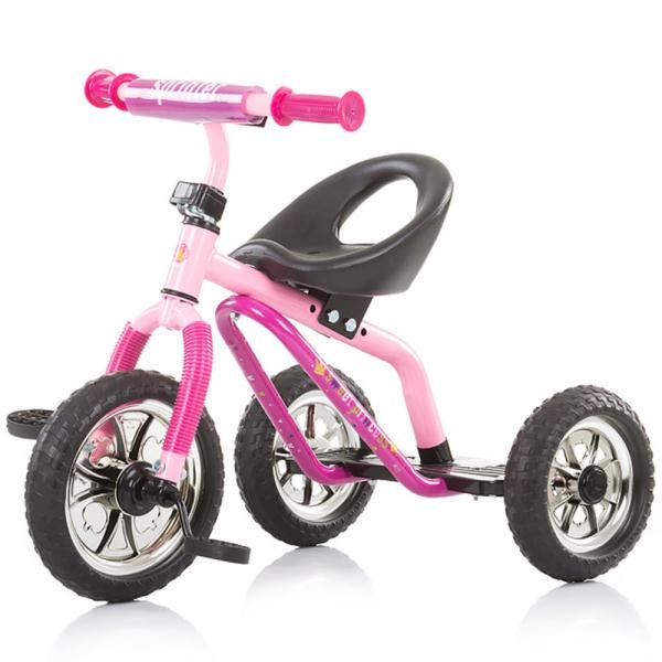 Tricicleta Chipolino Sprinter sweet princess pink 0